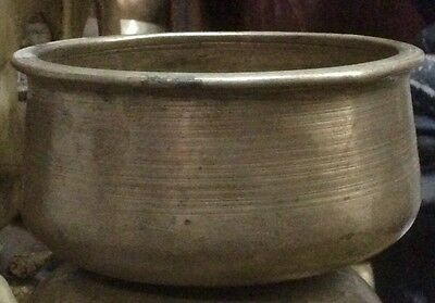 Very Old , Unsual Shape Ultabati Singing Bowl ,Great Quality Collection