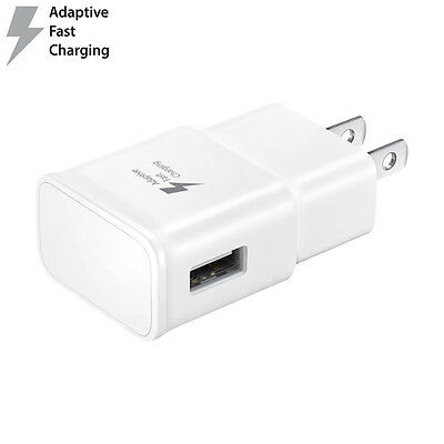 OEM Original Samsung Galaxy S6 S7 Edge Note 5 Adaptive FAST Rapid Wall Charger