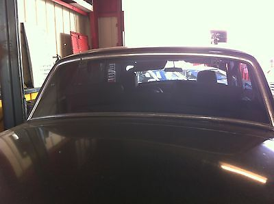 65 - 80 Rolls Royce Silver Shadow Rear Windshield Molding