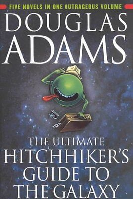 The Ultimate Hitchhiker's Guide to the Galaxy by Douglas Adams 9780345453747