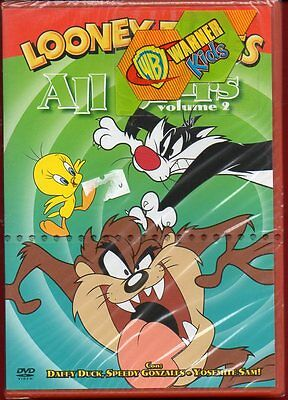 Looney Tunes Collection. All Stars. Vol. 02 DVD