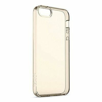 Belkin ShocWave Sleeve gold iPhone SE AirProtect F8W716btC02 [Or NEUF