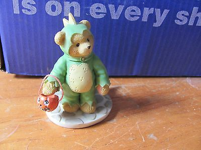 """Cherished Teddies by Enesco """"Rex Our Friendship will never be Extinct"""" 269999"""