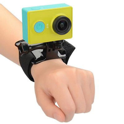 Wristband Mount Wrist Strap Arm Band Outdoor Sports for Xiaomi Yi Action Camera