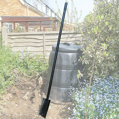 Fence Post Grafter Steel Excavator Long Handle Shovel for Fencing - SITEMATE