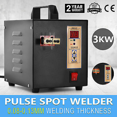 Handheld Pulse Spot Welder Mcahine For Cell Phone Soldering Battery Charger
