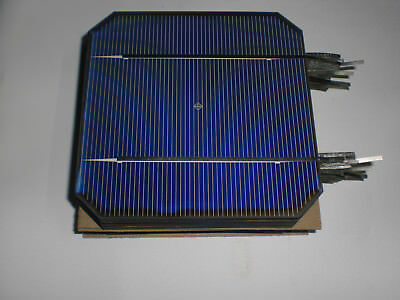 "CELULA SOLAR x40 4"" Kit placa solar (P=60w) + reg12v 8Amp Photovoltaic kit. cell"