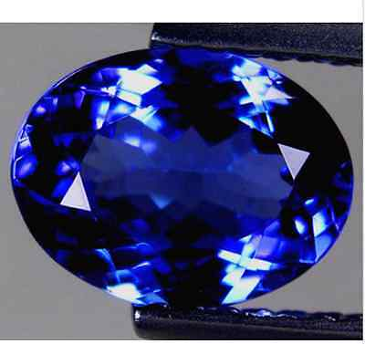 EXQUISITE 5.20CT TOP ROYAL BLUE SAPPHIRE 10x12mm OVAL CUT AAAA+ LOOSE GEMSTONE