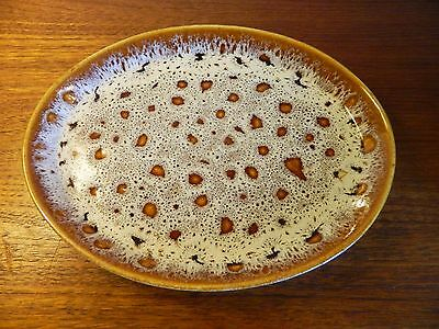 Fosters Pottery Honeycomb Oval Platter Sold Seperately