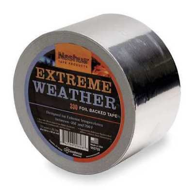 NASHUA 330X All Weather Foil Tape, 72mm x 46m, Silver