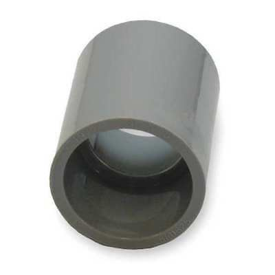 CANTEX 6141624 Coupling,1 Piece,3/4 In,PVC
