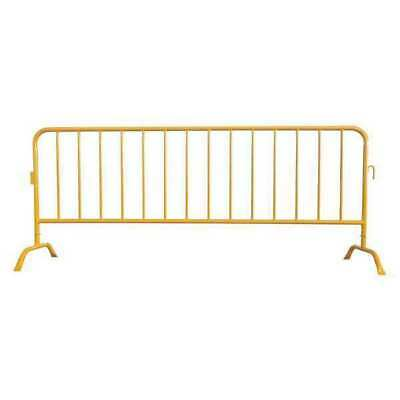 Crowd Control Barrier,40-1/2inHx102inL ZORO SELECT 31DW07