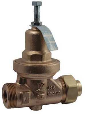 APOLLO 36LF10401 Water Pressure Reducing Valve,3/4 In.