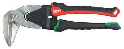 MILWAUKEE 48-22-4021 Upright Snips, Right, 9-1/2 In