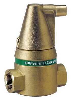 TACO 49-075T-2 Air Separator, 3/4in., 150psi, Automatic