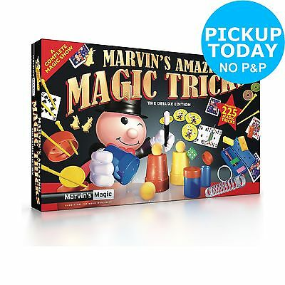 Marvin's Magic Big Box of Tricks. From the Official Argos Shop on ebay