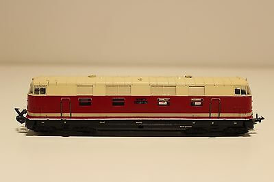 Vintage Germany Piko Tt Scale  Rail Diesel Locomotive V 180 146