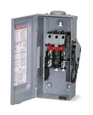 Safety Switch, Square D, DU221RB
