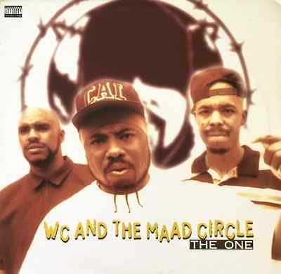 """WC AND THE MAAD CIRCLE - The One (12"""") (VG-/VG)"""