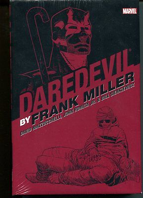 Daredevil By Frank Miller Omnibus Nm 9.6 Stunning Cover