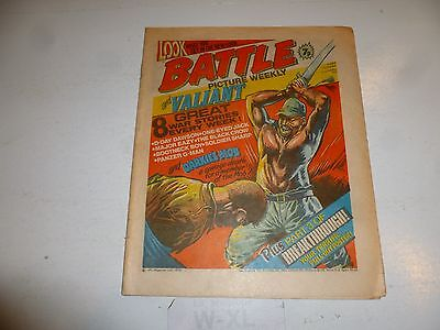 BATTLE PICTURE WEEKLY & VALIANT Comic - Date 06/11/1976 - UK Paper Comic