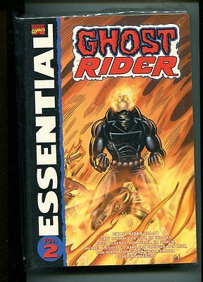 Ghost Rider Essential Vol 2 Nm 9.6 #21 - 50 Stunning Cover