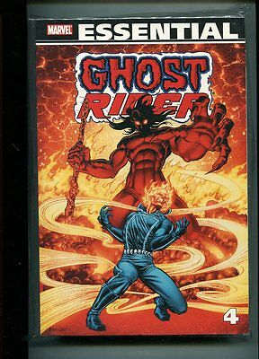 Ghost Rider Essential Vol 4 Nm 9.6 #66-81 Classic Cover