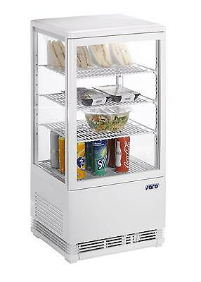 Refrigerated display 70 Litre Mini - air cooler Model SC 70 white counter New