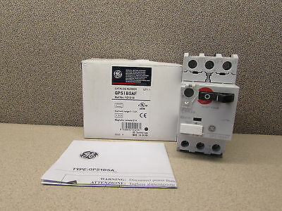 General Electric Gps1Bsaf Manual Motor Starter