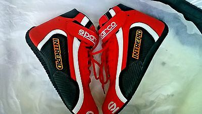INTREPID Go Kart Racing Shoes with free Gift Balaclava