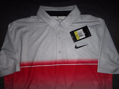 63bddcd8bf3a Nike 725537 657 Golf Tour Performance Dri-Fit Polo Shirt S Men Nwt  80.00