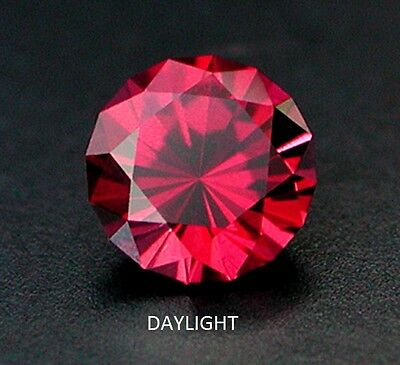Colour Change Garnets (2) - Matched Pair - Natural - 2.45 Carats