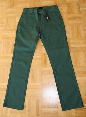 """Brixton Standard Fit Chino Pant """"Reserve"""", chive, Gr. 32"""