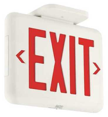 Exit Sign, Hubbell Lighting - Dual-Lite, EVEURW