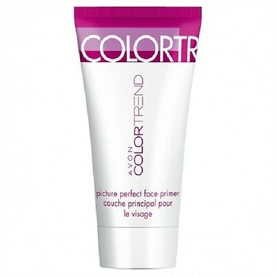 Base de teint incolore Avon Color Trend Picture Perfect - fixe le maquillage