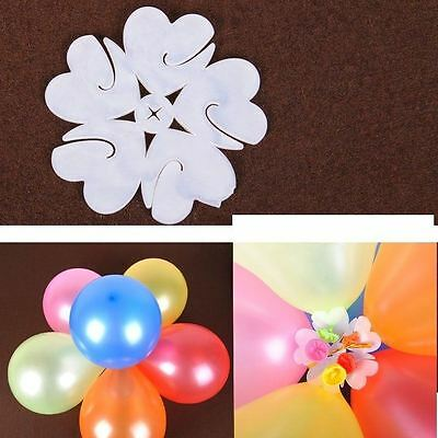 Flower Balloons Clip Ties Decorative Stick N Cups More Classic Party
