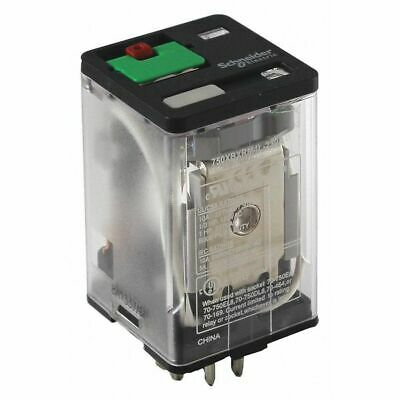 Plug In Relay, Magnecraft, 750XBXRM4L-12D