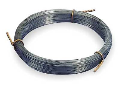 K&S PRECISION METALS 511 Music Wire, Spring Steel, 0.250 in.dia, PK3
