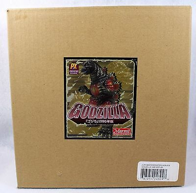 Marmit Monster Heaven Sofubi Burning Godzilla 1995 Exclusive PX Previews In hand