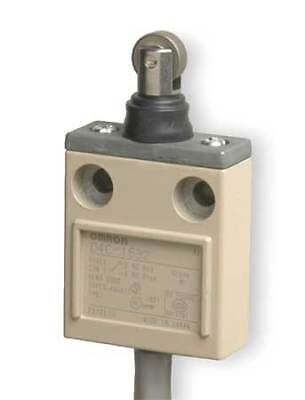 OMRON D4C1632 Compact Limit Switch, Top Actuator, SPDT