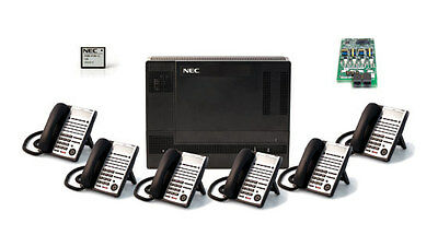 NEC SL1100 full phone system