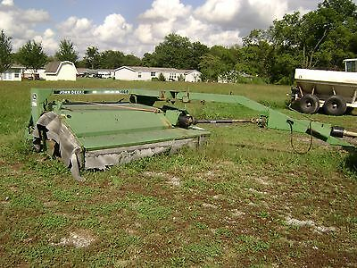 John Deere Model 1460 Disc Mower Conditioner