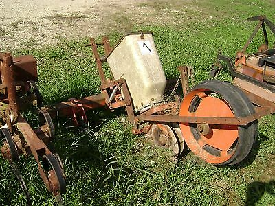 Allis Chalmers 3 Point One Row Planter