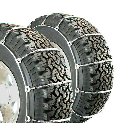 Titan Truck/Bus Cable Tire Chains Snow or Ice Covered Roads 10.5mm 235/80-22.5