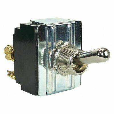 Toggle Switch,3PST,10A @ 250V,Screw CARLING TECHNOLOGIES HK254-73