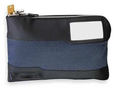 MASTER LOCK 7120D Locking Security Bag,8-5/8x10x1-7/8