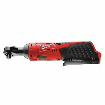 """M12 3/8"""" Cordless Ratchet, Tool Only MILWAUKEE 2457-20"""