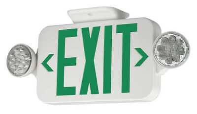 HUBBELL LIGHTING COMPASS LED Exit Sign/Emergency Lights