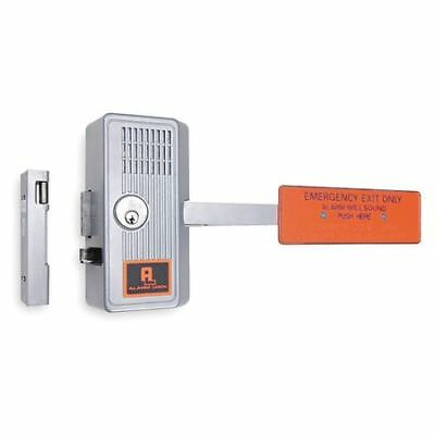 ALARM LOCK 250x28WP Emergency Exit Door Alarm, 99dB, Chrome