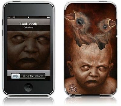 MusicSkins Skin pour iPod touch 2G/3G Paul Booth Désillusions [Multi]  NEUF